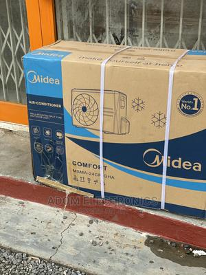 Midea 2.5 Hp Split R22 Air Conditioner   Home Appliances for sale in Greater Accra, Adabraka