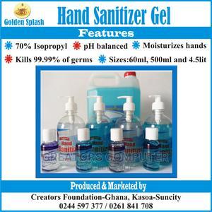 Hand Sanitizer | Bath & Body for sale in Central Region, Awutu Senya East Municipal