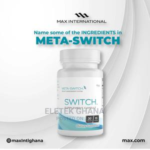 Meta Switch Loose Weight Now! | Vitamins & Supplements for sale in Greater Accra, Pokuase