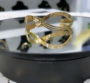 Gold Bangle or Bracelet   Jewelry for sale in Greater Accra, Ofankor