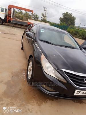Hyundai Sonata 2012 Black   Cars for sale in Greater Accra, Adenta