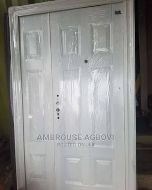 White Turkish Security Door   Doors for sale in Greater Accra, Adenta