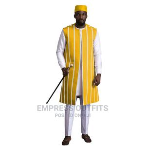 African Kaftan Wear Men's Top And Down | Clothing for sale in Greater Accra, Roman Ridge