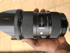 Sigma 18-35mm F1.8 Art Lens   Accessories & Supplies for Electronics for sale in Ashanti, Kumasi Metropolitan