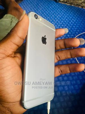 Apple iPhone 6 64 GB Silver | Mobile Phones for sale in Brong Ahafo, Sunyani Municipal
