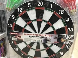 17inch Dart Board | Books & Games for sale in Greater Accra, Spintex