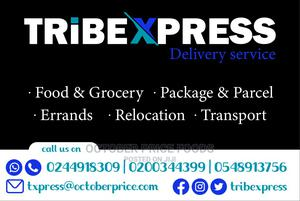 Tribexpress Delivery Service | Logistics Services for sale in Greater Accra, Accra Metropolitan