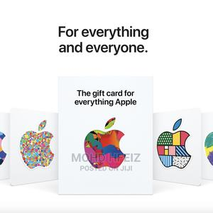 iTunes Gift Cards   Accessories for Mobile Phones & Tablets for sale in Greater Accra, Agbogba