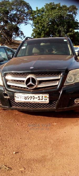 Mercedes-Benz GLK-Class 2010 350 Black | Cars for sale in Brong Ahafo, Berekum Municipal