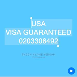 USA Guaranteed Visa B1/B2 | Travel Agents & Tours for sale in Greater Accra, Accra Metropolitan