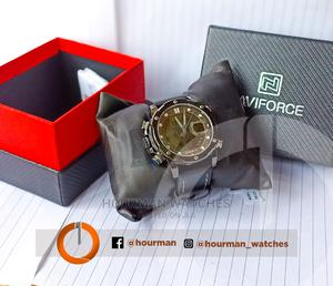 Naviforce 9117 Leather Watch   Watches for sale in Greater Accra, Haatso