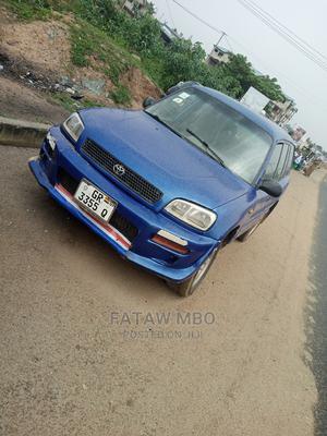 Toyota RAV4 2000 Automatic Blue   Cars for sale in Central Region, Awutu Senya East Municipal