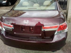 Honda Accord 2012 Red   Cars for sale in Greater Accra, Accra Metropolitan