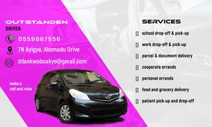 Taxi, Uber, Bolt Courier, Delivery, Transport and Logistics | Logistics Services for sale in Ashanti, Kumasi Metropolitan