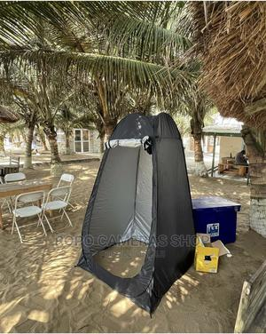 Outdoor Dress Changing Tent   Camping Gear for sale in Greater Accra, Lapaz
