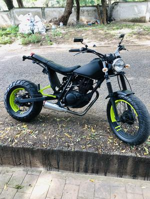 Yamaha 2000 Black   Motorcycles & Scooters for sale in Greater Accra, Osu
