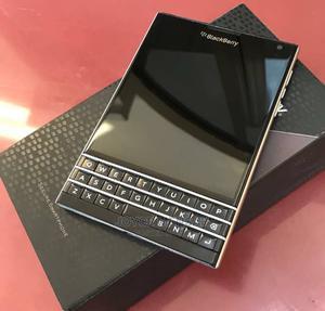 BlackBerry Passport 32 GB Black | Mobile Phones for sale in Greater Accra, Achimota