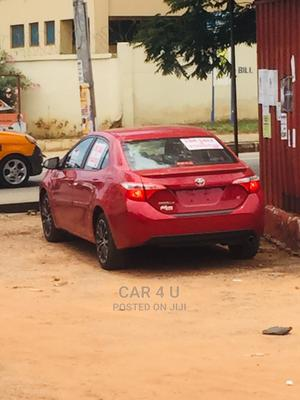 Toyota Corolla 2015 Red   Cars for sale in Greater Accra, Lartebiokorshie