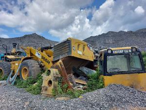Scraps of a Loader | Heavy Equipment for sale in Western Region, Nzema East Prestea-Huni Valley