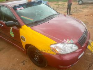 Toyota Corolla 2006 Red   Cars for sale in Eastern Region, New-Juaben Municipal