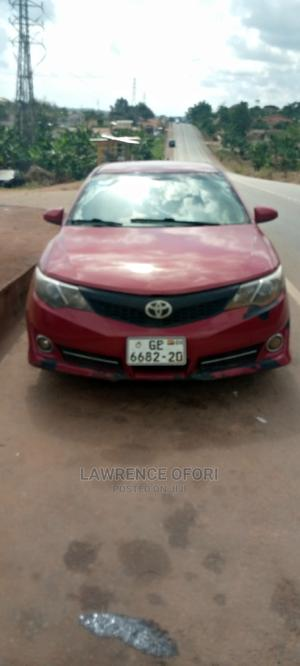 Toyota Camry 2013 Red   Cars for sale in Eastern Region, West Akim Municipal