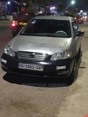 Toyota Corolla 2006 LE Gray   Cars for sale in Greater Accra, Darkuman