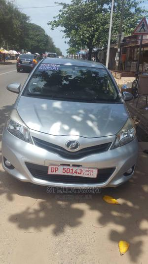 Toyota Vitz 2012 1.3 FWD 5dr Gray   Cars for sale in Greater Accra, Accra Metropolitan