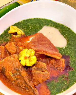 Tuo Zaafi With Ayoyo Soup   Meals & Drinks for sale in Greater Accra, Weija