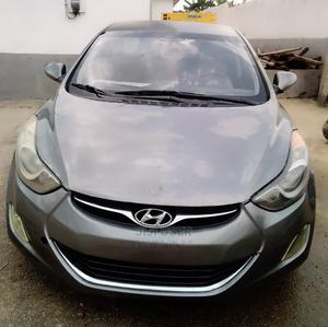 Hyundai Elantra 2012 Limited Gray   Cars for sale in Central Region, Cape Coast Metropolitan
