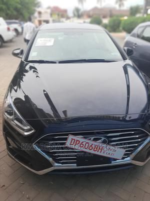Hyundai Sonata 2018 Sport 2.0T Black | Cars for sale in Greater Accra, Okponglo