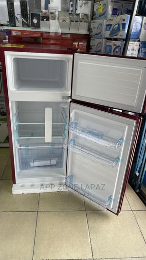 Pearl Fridge Pf-16t Red Color | Kitchen Appliances for sale in Greater Accra, Accra Metropolitan