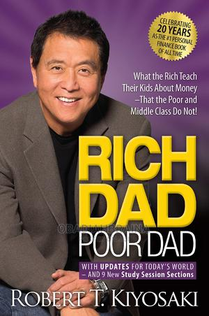 Rich Dad Poor Dad | Books & Games for sale in Greater Accra, Weija