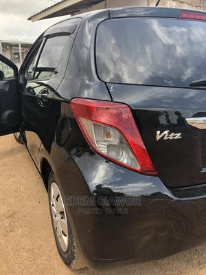 Toyota Vitz 2010 Black | Cars for sale in Greater Accra, Adenta