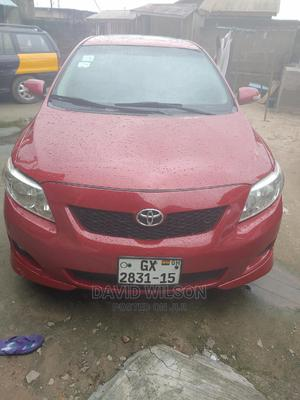 Toyota Corolla 2010 Red   Cars for sale in Ashanti, Kumasi Metropolitan
