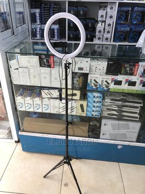Tripod Stand With Ringlight   Accessories for Mobile Phones & Tablets for sale in Greater Accra, Accra Metropolitan