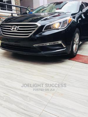 Hyundai Sonata 2015 Black | Cars for sale in Greater Accra, Dome