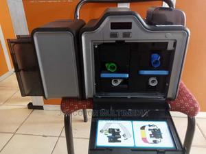 Fargo HDP 5000 ID Card Printer | Printers & Scanners for sale in Ashanti, Kumasi Metropolitan