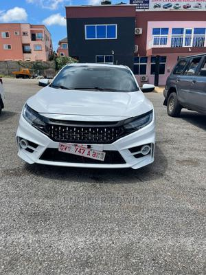 Honda Civic 2020 Touring Coupe White | Cars for sale in Greater Accra, Achimota