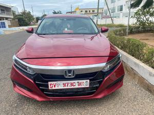 Honda Accord 2018 EX-L 2.0T Red   Cars for sale in Greater Accra, East Legon