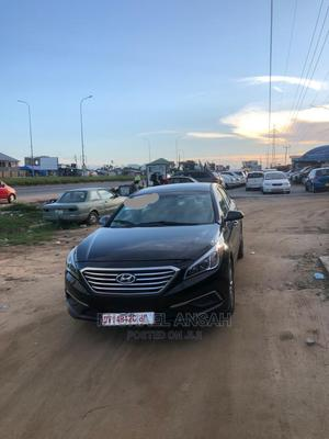 Hyundai Sonata 2015 Black | Cars for sale in Greater Accra, Ga South Municipal