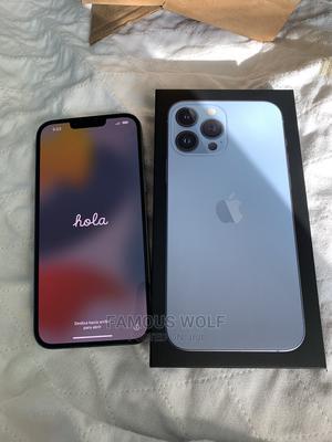 New Apple iPhone 13 Pro Max 256 GB Blue   Mobile Phones for sale in Ashanti, Kumasi Metropolitan
