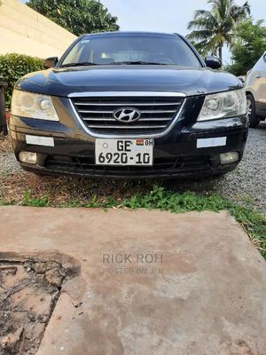 Hyundai Sonata 2010 Black | Cars for sale in Greater Accra, Abelemkpe