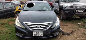 Hyundai Sonata 2014 Black | Cars for sale in Greater Accra, Dworwulu