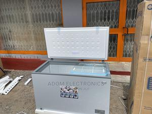 (Pcf 460) Pearl 380 Litres Chest Fros Free Chest Freezer | Kitchen Appliances for sale in Greater Accra, Adabraka