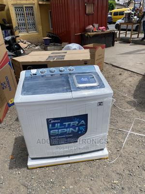 Wash With Ease With the New Midea 12kg Semi Automatic Machin   Home Appliances for sale in Greater Accra, Adabraka