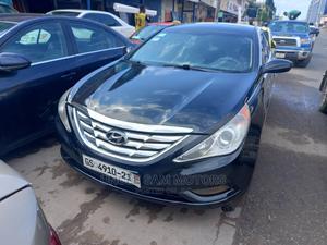 Hyundai Sonata 2012 GLS PZEV Black | Cars for sale in Greater Accra, Circle
