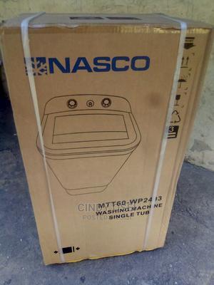 Felicitous Nasco 6kg Single Tub Washing Machine Semi Auto | Home Appliances for sale in Greater Accra, Ablekuma