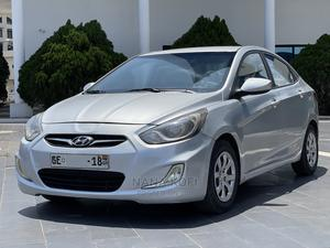 Hyundai Accent 2014 Gray   Cars for sale in Greater Accra, East Legon