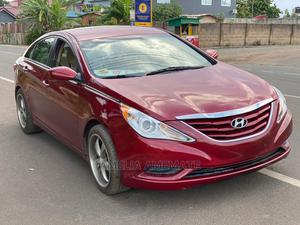 Hyundai Sonata 2012 Red | Cars for sale in Greater Accra, Accra Metropolitan