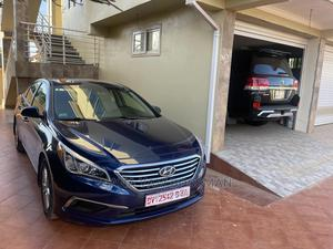 Hyundai Sonata 2017 Blue | Cars for sale in Greater Accra, Spintex